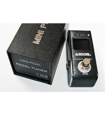 Pedal afinador cromático mini Arion LT-900