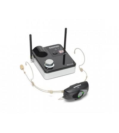 SAMSON AIRLINE 99M DOUBLE EARSET SYSTEM (AH9/DE10X) (K)