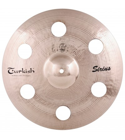 PLATO TURKISH SIRIUS CRASH 19""