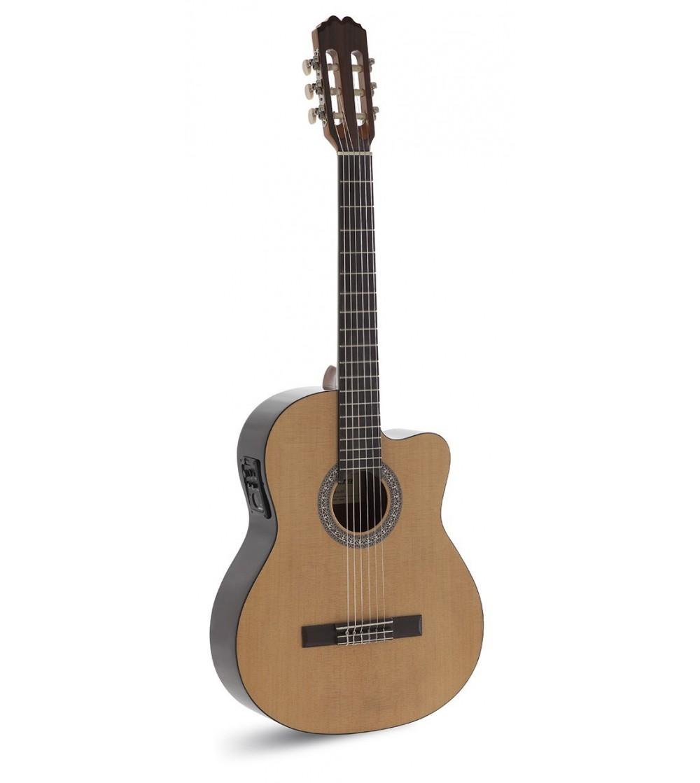 Admira Sara Electrificada Cutaway. Guitarra clásica