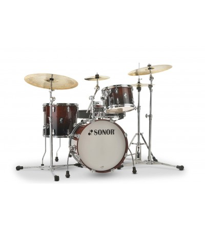 SONOR SET AQ2 BOP BROWN FADE
