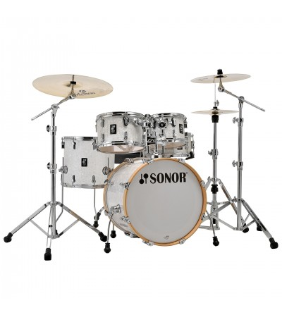 SONOR SET AQ2 STAGE WHITE...