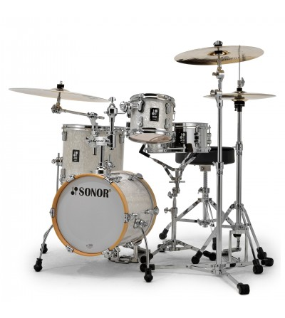 SONOR SET AQ2 MARTINI WHITE...