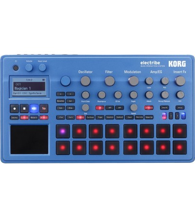 Korg MODULO ELECTRIBE 2 BLUE