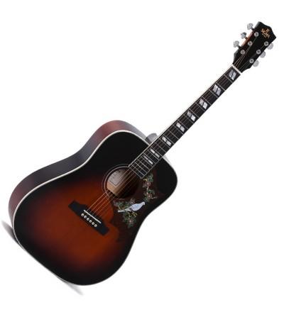Guitarra electroacústica Sigma DA-SG7+