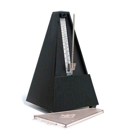 Metrónomo Wittner 855161 Negro
