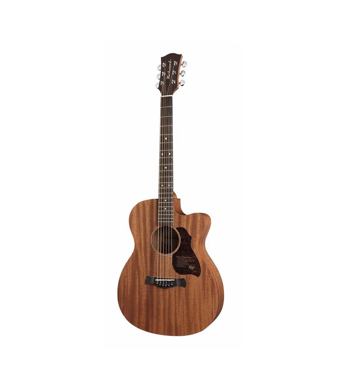 Richwood A-50-CE Master Series handmade auditorium OOO guitar