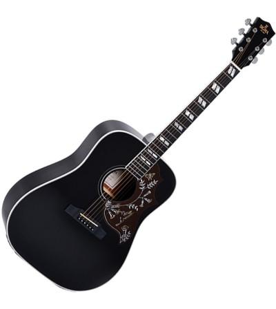 Guitarra electroacustica Sigma DM-SG5-BK