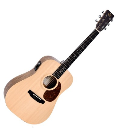 Guitarra electroacustica Sigma DSME escala corta