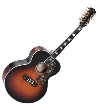 Guitarra electroacustica Sigma GJA12-SG200 12 cuerdas