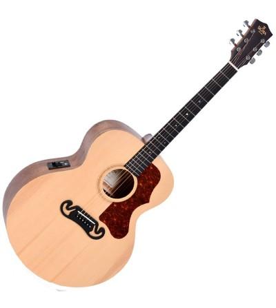 Guitarra electroacustica Sigma GJME