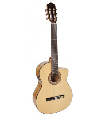 Salvador Cortez CF-55CE Flamenco Series guitarra flamenca 4/4