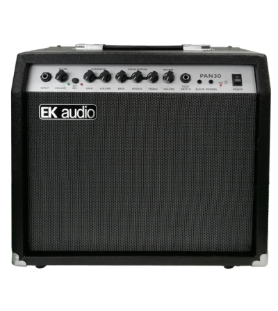 Amplificador de guitarra EK AUDIO PAN30. 30W