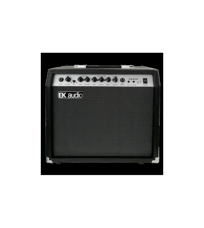 Amplificador de guitarra EK AUDIO PAN30. 30W