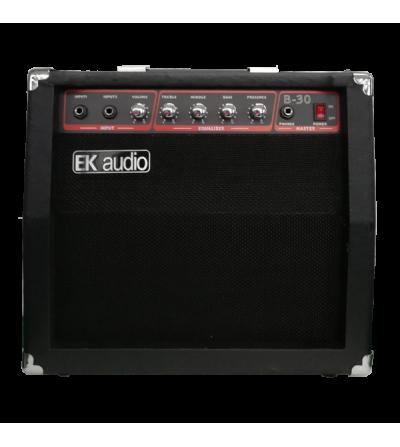 Amplificador de bajo EK AUDIO B30. 30W