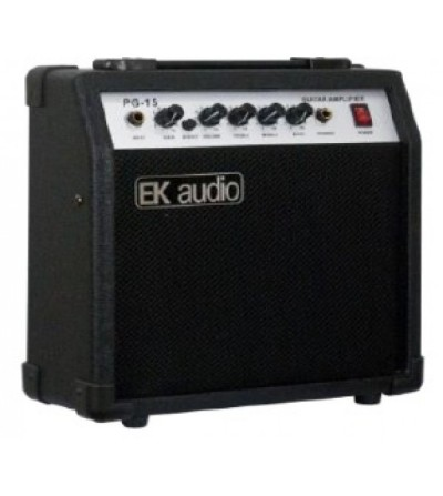 AMPLIFICADOR GUITARRA EK AUDIO PG15. 15W