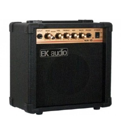 AMPLIFICADOR GUITARRA EK AUDIO MA15. 15W