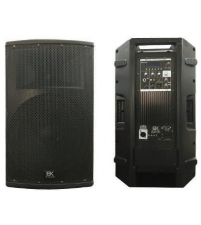 "COLUMNA ACTIVA EK AUDIO M08PS15PC. 15"". 350W/1500W"