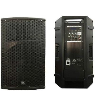 "COLUMNA ACTIVA EK AUDIO M08PS12PC. 12"". 300W/1200W"