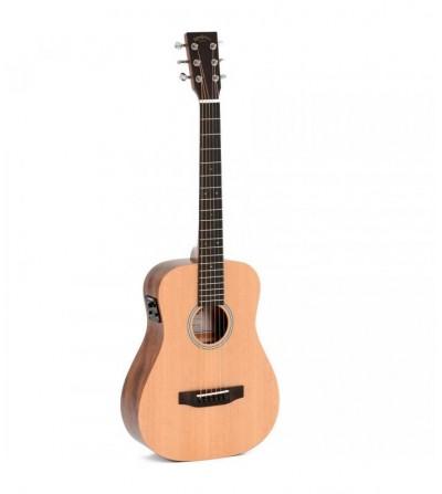 Guitarra Acústica Electrificada de Viaje Sigma TM-12E NEW