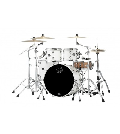 BATERIA MAPEX SATURN RENEW SR529XRM.BLANCO SATIN Serie Saturn Renew 2020