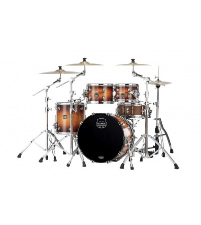 BATERIA MAPEX SATURN EVOLUTION SE504XMPO EXOTIC SUNBURST. Serie Saturn Evolution 2020