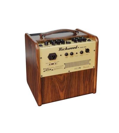 Richwood RAC-50. Amplificador acústico 2 canales