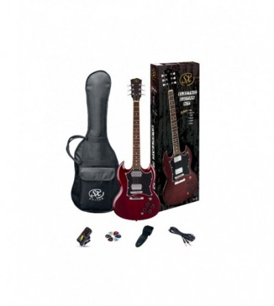 SX PACK SE4 TIPO SG WINE RED