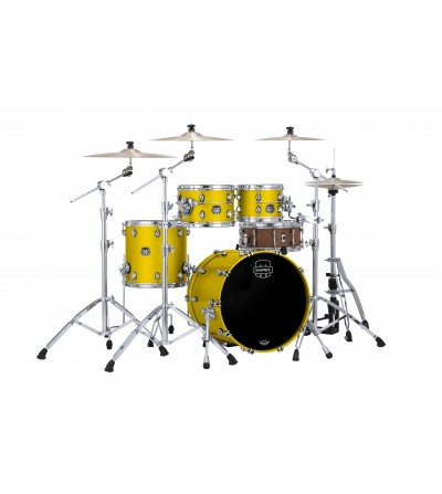 BATERIA MAPEX SATURN EVOLUTION SE504XMPM. TUSCAN YELLOW