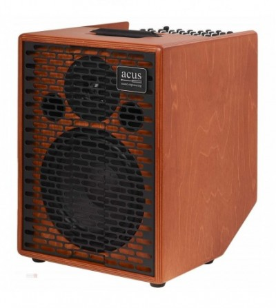 ACUS ONE FORSTRINGS 8 CUT WOOD