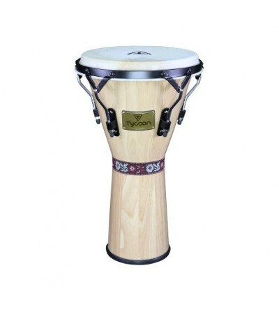 "DJEMBE TYCOON SUPREMO 12""..."