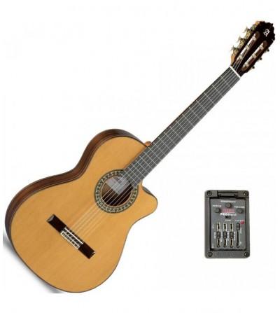 Guitarra ALHAMBRA 5P CT E2