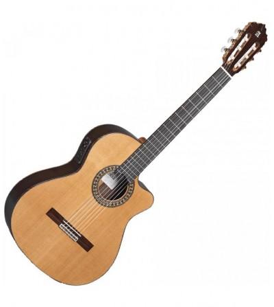Guitarra clásica electrificada Alhambra 5P CW E8