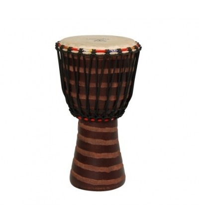 DJEMBE TYCOONHAND-CARVED...