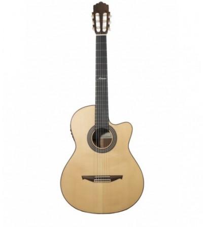 Guitarra Cutaway Altamira N400CC+ Amplificada