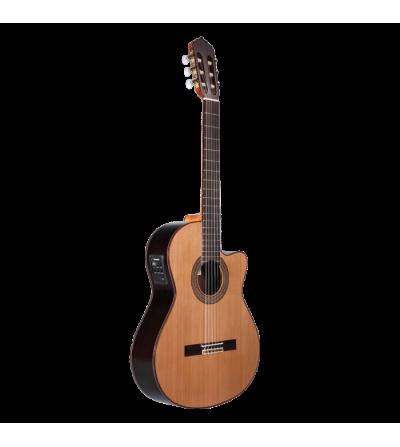 Guitarra Cutaway Altamira N300CE+ Amplificada