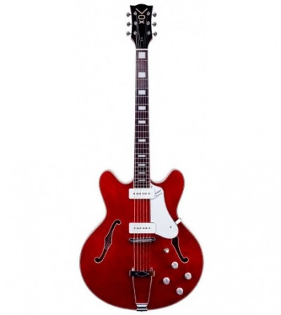 VOX BOBCAT V90 CHERRY RED