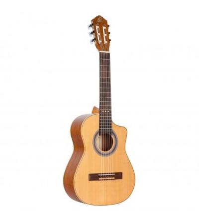 ORTEGA Guitarra clásica 3/4 RQC25.