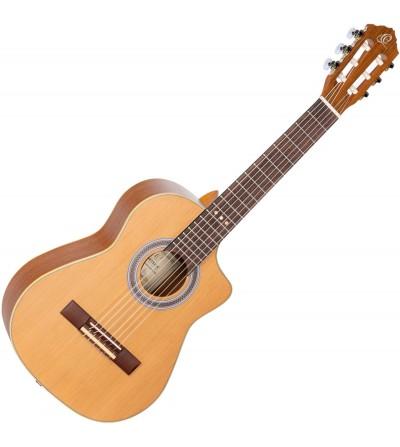 ORTEGA Guitarra clásica 3/4 RQ39