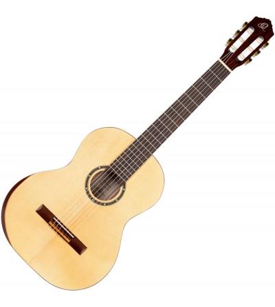ORTEGA Guitarra clásica 4/4 R55DLX