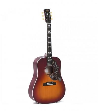 Guitarra Electroacústica Sigma SDM-SG5