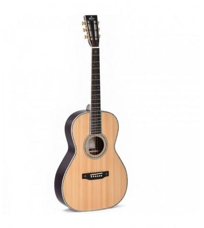 Guitarra acústica Sigma S000R-42S con funda SSG-00012.