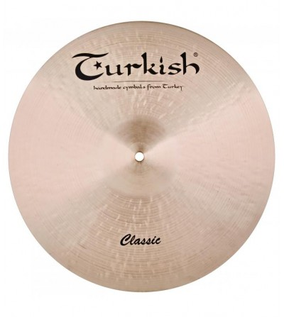 PLATO TURKISH CLASSIC CRASH RIDE 18""