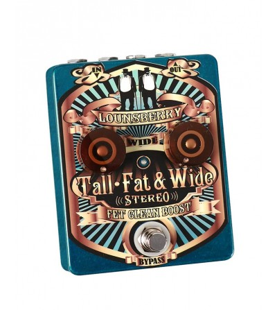 Lounsberry Pedals TFW-2 Tall, Fat & Wide