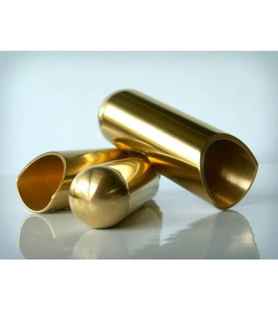 The Rock Slide BTRS-MB polished brass balltip slide size M